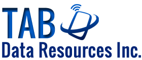 TAB Data Resources Inc., Logo